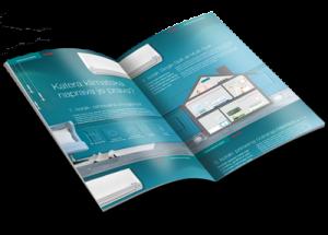Katalog klimatskih naprav Toshiba za stanovanjsko rabo